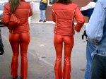 Spandex Pit Girls